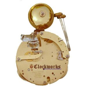 130-080 Hermle Clock Movement