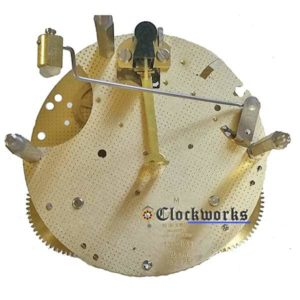131-041 Hermle Clock Movement