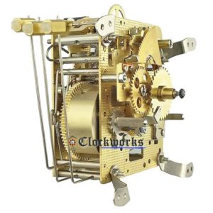 141-030K Hermle Clock Movement