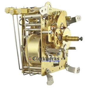 141-033K Hermle Clock Movement