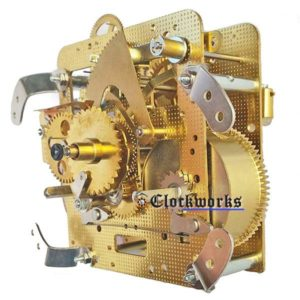 141-040K Hermle Clock Movement