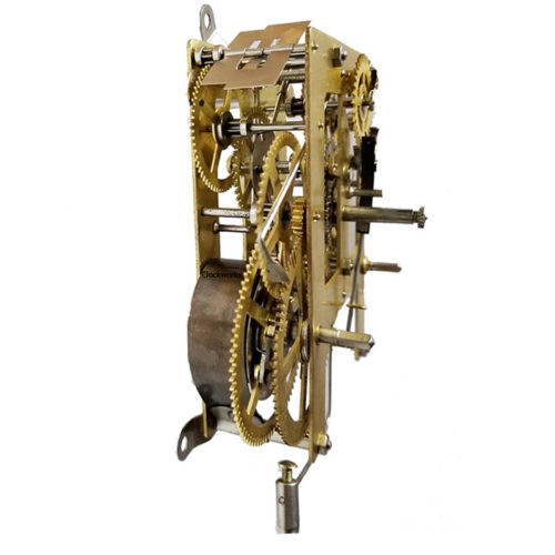 Mechanical Kitchen or Steeple Clock Movement