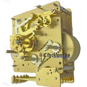 341-020K Hermle Clock Movement