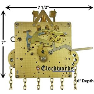 Jauch PL78 Clock Movement Kit