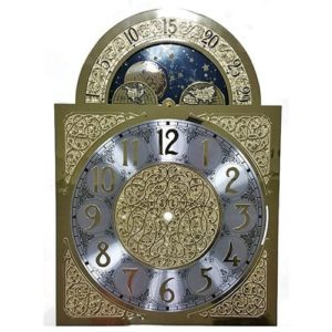 Moon Dial for Hermle Clock Movements