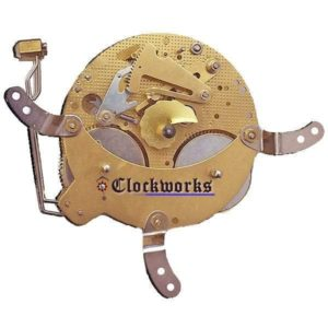 131-030 Hermle Clock Movement