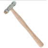 Nyon and Brass Hammer with Wooden Handle