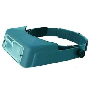 Vision Visor Magnification Headband