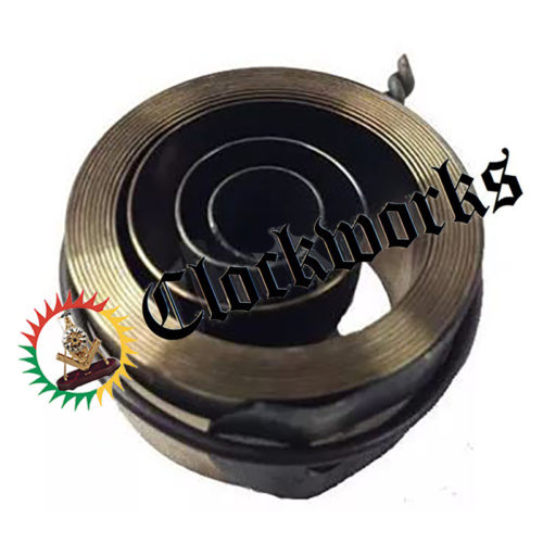 Hole End Clock Mainspring