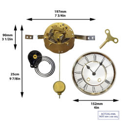 Mechanical Clock Kits