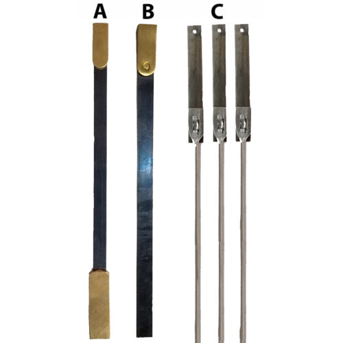 Long Clock Pendulum Suspensions