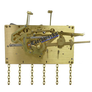 Urgoes UIW03 series clock movement