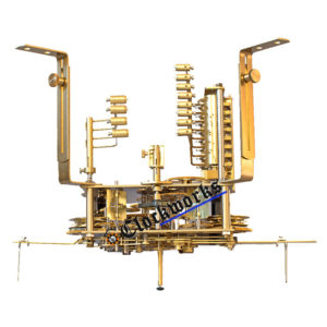 Kieninger RU clock movement