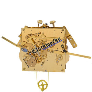 Kieninger RWS clock movement