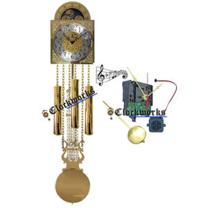 Quartz Conversion Clock Kit